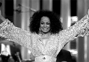 Diana Ross Tom Bakker